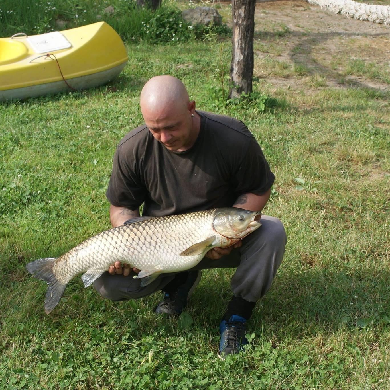 речен риболов, река велека