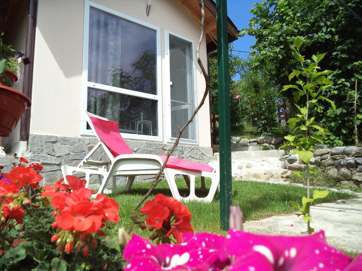 Самостоятелна къща Синьо лято Синеморец