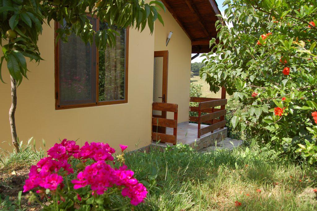 Самостоятелна ваканционна къща Каза Верде Синеморец